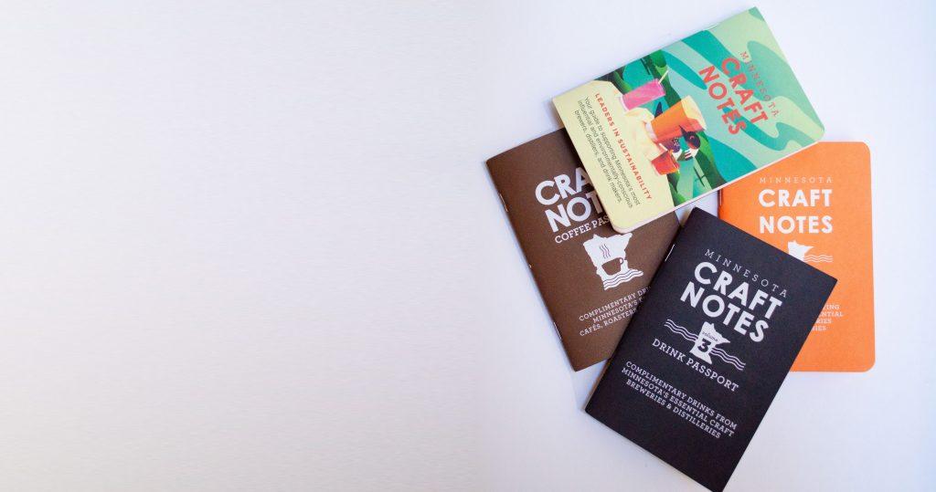craft notes passports